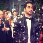 Gautam Gulati at Cannes Film Festival