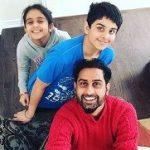 Geeta Zaildar children