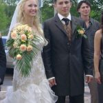 Gennady with his wife
