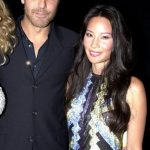 George Clooney with his Ex-girlfriend Lucy Liu