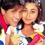 Govinda with Rani Mukherji