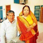 Harish Rawat with his Wife