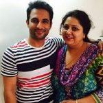 Harish Verma mother