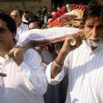 Harivansh Rai Bachchan Funeral