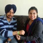 Harmeek Singh sister