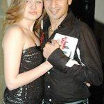 Harmeet Singh with his Ex-wife Shefali Zariwala