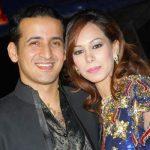 Harmeet Singh with his wife Sunaina Singh