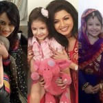 Harshaali Malhotra in TV serials
