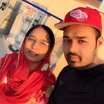 Harvy Sandhu mother
