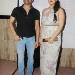 Sonia Kapoor With Her Husband Himesh Reshammiya