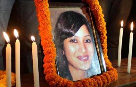 Homicidal victim Sheena Bora