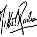 Hrithik Roshan's Signature