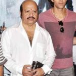 Hrithik Roshan With His Uncle Rajesh Roshan