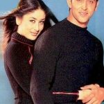 Hrithik Roshan With His Ex-Girlfriend Kareena Kapoor