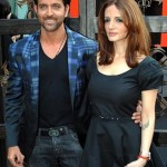 Hrithik Roshan With His Ex-Wife Suzanne