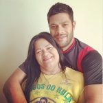 Hulk with his Mother