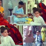 Imran Khan As A Child Actor In Qayamat Se Qayamat Tak