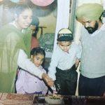 Inder Chahal parents