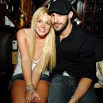 Isaac Cohen with Britney Spears
