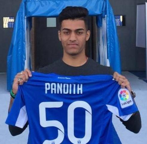 Ishan Pandita