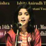 Ishita Anirudh Thatte