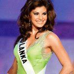 Jacqueline Fernandez 2006 Miss Sri Lanka