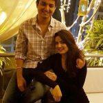 Jasmin With Her Pacar Suraj
