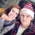 Jason Roy with Elle Moore