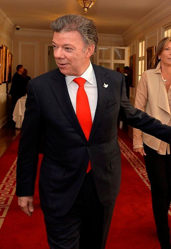 Jaun Manuel Santos