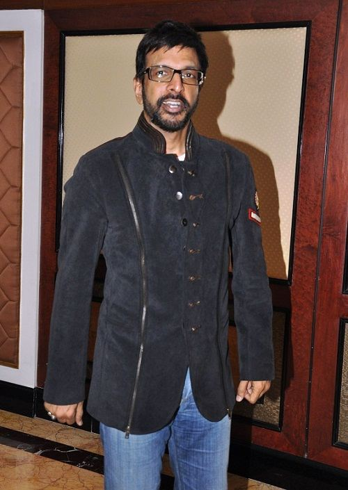 Javed Jaffrey Bollywood actor and comedian
