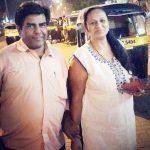 Jay Soni parents