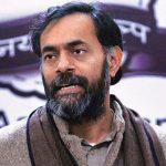 Jayant Yadav paternal uncle Yogendra Yadav