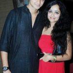 Jayashree Venkataramanan with Prateek Shah