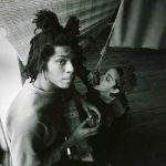 Jean Michel Basquiat with Madonna