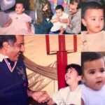 Jhanvi Kapoor childhood photo