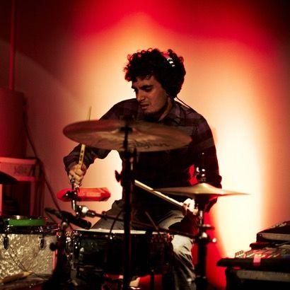Jivraj Singh drummer