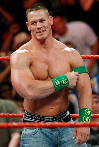John Cena The Cenation Leader
