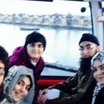Junaid Jamshed with his Family