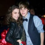 Justin Bieber With His Ex-Girlfriend Jacque Pyles