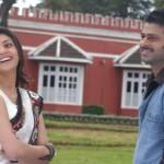 Kajal Aggarwal with Prabhas