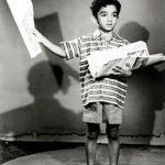 Kamal Haasan as a child actor
