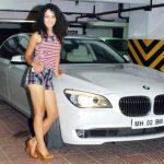 Kangana Ranaut BMW 7 Series