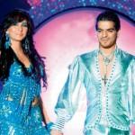 Karan Patel with Amita Chandekar