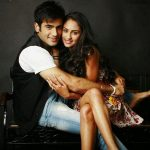 Karan Tacker With Krystle Dsouza