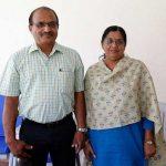 Karun Nair parents