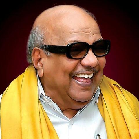 Karunanidhi profile