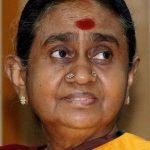 Karunanidhi wife Dayalu Ammal
