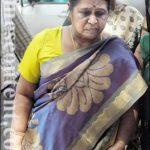 Karunanidhi wife Rajathi Ammal