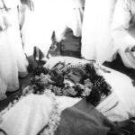 Kasturba Gandhi Death