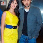 Katrina Kaif with Ex-boyfriend Ranbir Kapoor